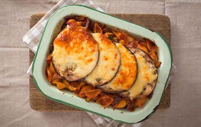 Beef and Eggplant Bake - San Remo