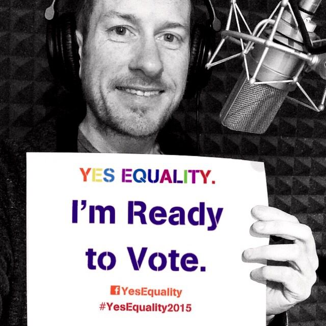 16 days to go! Are you registered to vote on May 22nd? www.checktheregister.ie #yesequality www.yesequality.ie #marriage #equality #referendum #ireland #may22 #2015 #campaign #voteyes #national #nationwide #register #makehistory #civil #law #policy #society #humanity #lgbt #equal #citizenship #lesbian #gay #bisexual #transgender #media #constitution