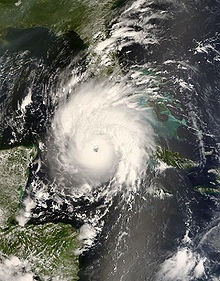 Hurricane Gustav(pron.: /ˈɡʊstɑːv/)  the 2nd most destructive hurricane of 2008 Atlantic season.He was the 7th tropical cyclone,3rd hurricane, and 2nd major hurricane of the season. Gustav caused serious damage and casualties in Haiti, the Dominican Republic, Jamaica, the Cayman Islands, Cuba and the United States.early on August 26. Later that day it made landfall near the Haitian town of Jacmel. It inundated Jamaica & ravaged Western Cuba, then moved across the Gulf of Mexico.
