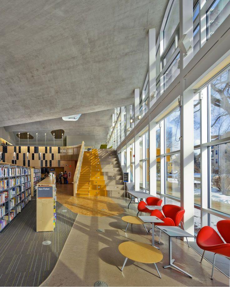 Jasper Place Branch Library HCMADub Architects