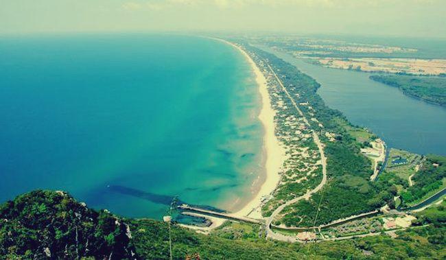 spiaggia di torre paola, Sabaudia, Latina