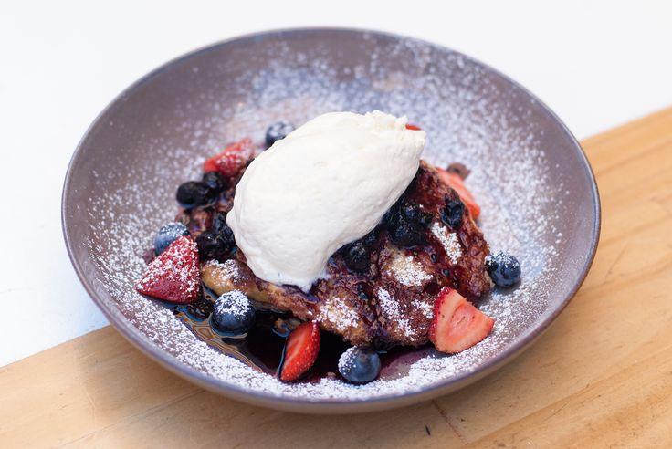 Cinnamon Bun French Toast, Fattiga Riddare, Fika Swedish Kitchen, Cafe, Swedish Food, Scandinavian