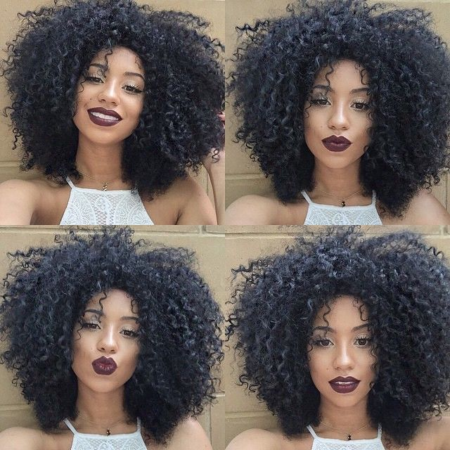 Quick Hairstyles For Kinky Curly Hair : 163 best curly hairstyles images on pinterest