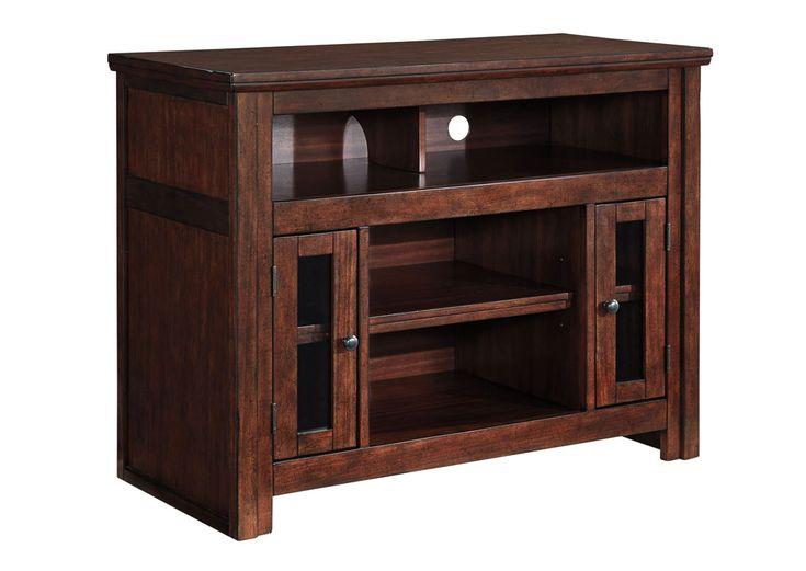 Furniture World   Marysville, Oak Harbor, Lynnwood, Vancouver, Aberdeen,  Longview, Chehalis, WA Harpan Reddish Brown TV Stand   House   Pinterest    World, ...