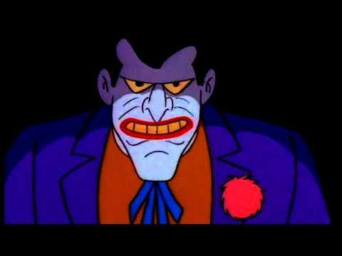 Bruce Wayne vs The Joker: Man vs. man conflict. Just the clip. Great for teaching after introducing the different types of conflict.