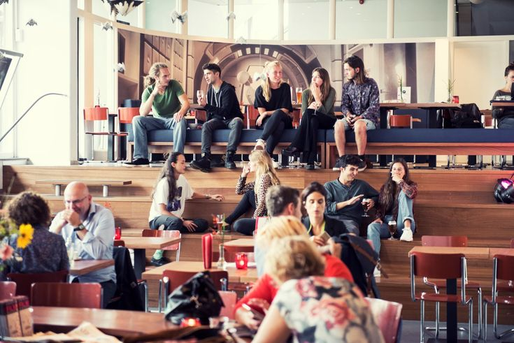 Restaurant Filmhuis Den Haag - AHH