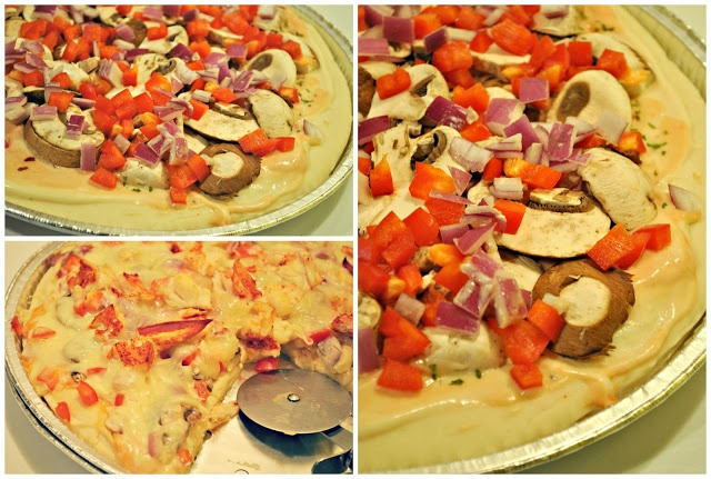 Merveilleuse recette de pizza au homard @_delices_