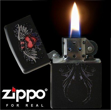 Royal Crown Zippo Lighter 10 By 3095