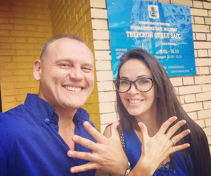 Сообщество Телепроект Дом-2: Степан Меньщиков официально женился на беременной избраннице