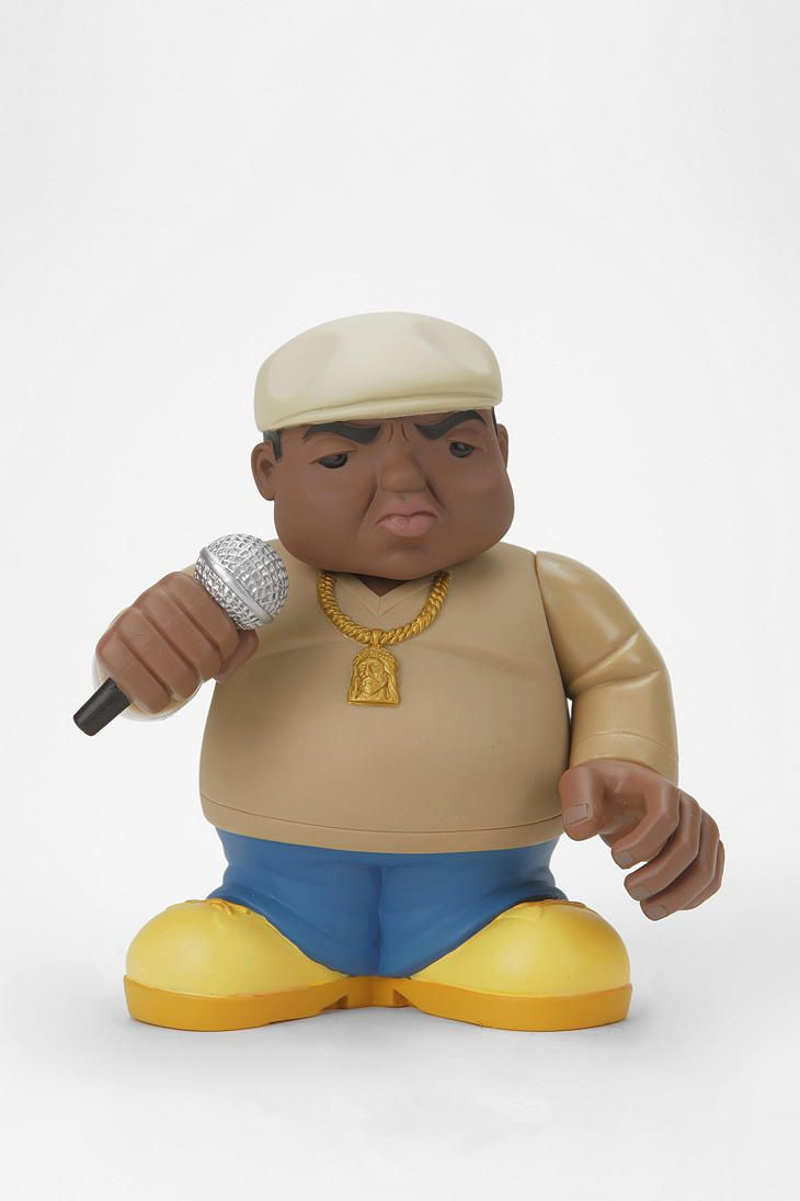 Funko Urban Vinyl Hip Hop FigureHiphop, Urbanoutfitters Big, Big Biggie, Toys Figurines, Biggie Figurines, Biggie 18 00