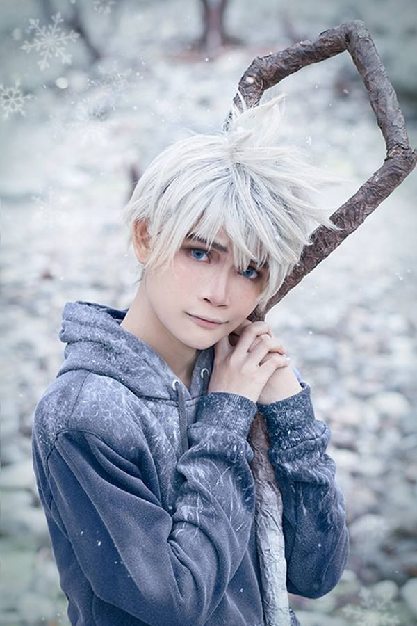 Jack Frost - APHIN Jack Frost Cosplay Photo - WorldCosplay