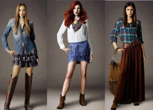 Dicas da Moda Country: Fotos, Looks, Modelos, Dicas