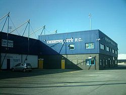 Chester City FC