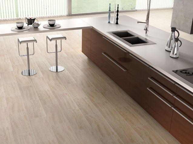 M s de 1000 ideas sobre piso flotante en pinterest - Tarima flotante cocina ...