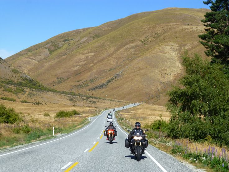 Cromwell-Christchurch road.
