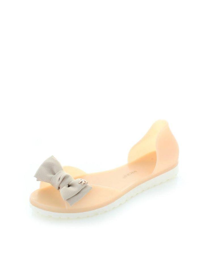 Béžové sandále Flossy