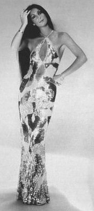 Cher... Loved the Sonny and Cher show.