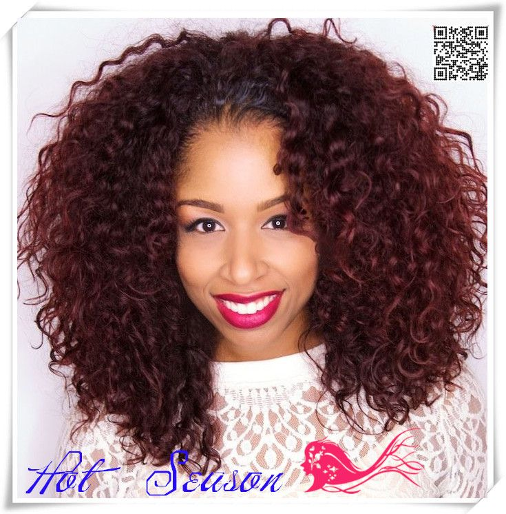 Prime 1000 Ideas About Burgundy Natural Hair On Pinterest Dyed Red Hairstyles For Women Draintrainus