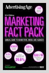 Ad Adge 2014 Marketing Fact Pack US and worldwide advertising/media market