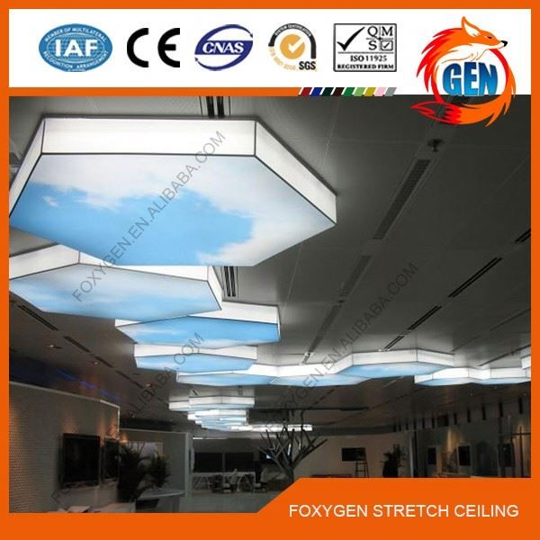 Pvc Fireproof Printed Ceiling Tile For Office Pvc Fireproof Printed Ceiling Tile Circular False Ceiling Design False Ceiling Living Room False Ceiling Bedroom