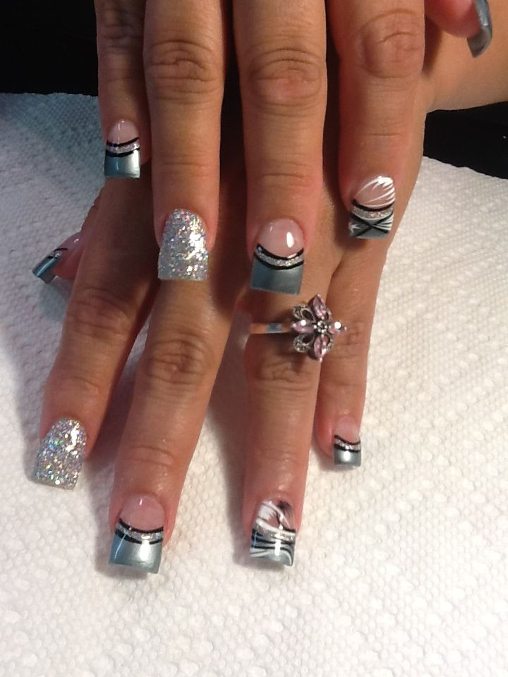 98 best New Year, New Nails images on Pinterest | Nail art galleries ...