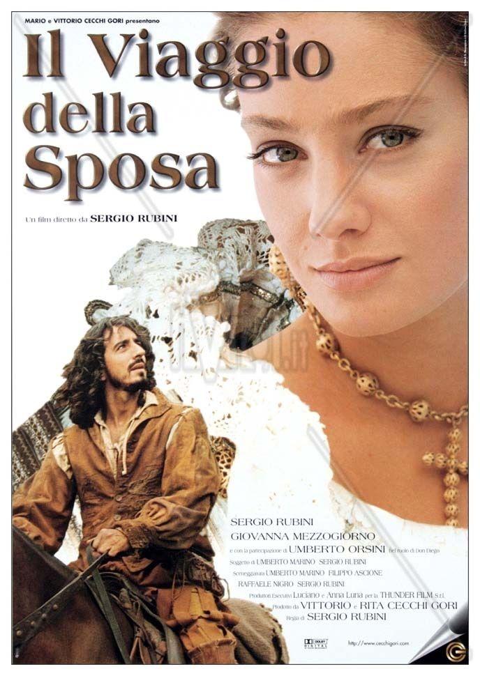 1998 Meilleure Révélation Actrice Giovanna MEZZOGIORNO