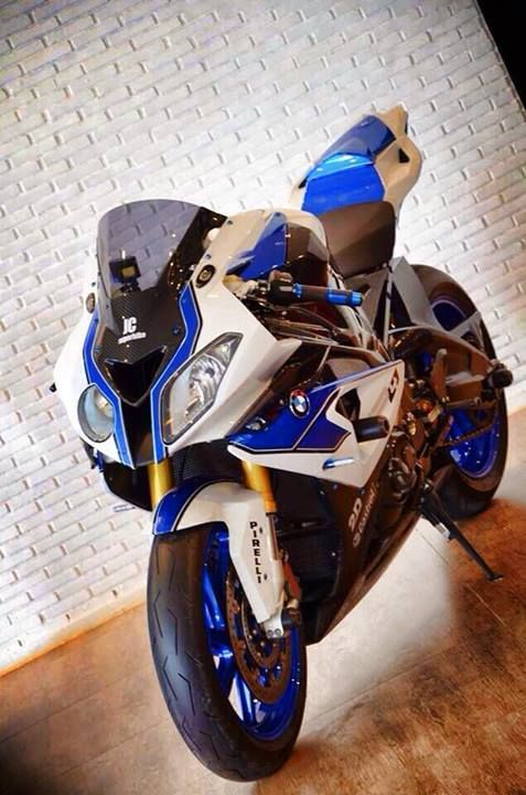 2013-BMW-S1000RR-HP4 Compettion | BMW | Motorcycles