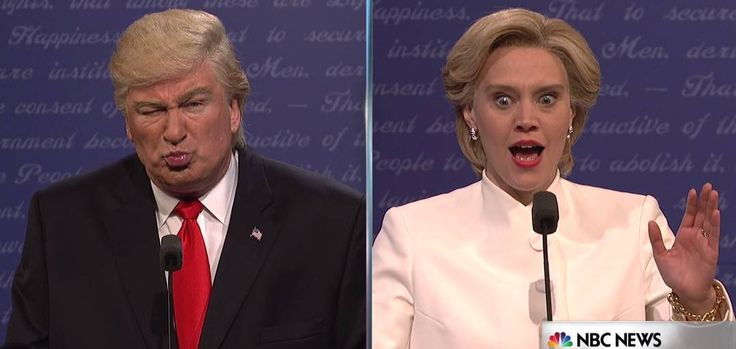 SNL torches third presidential debate: Mr. Trump youre probably going to lose