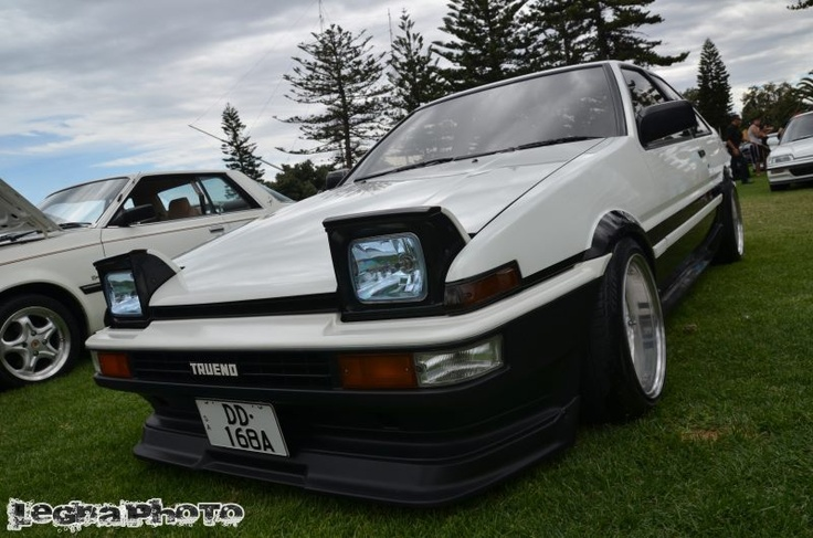 Gallery Ae86 Toyota Corolla With 48 Original Kms Autos Post