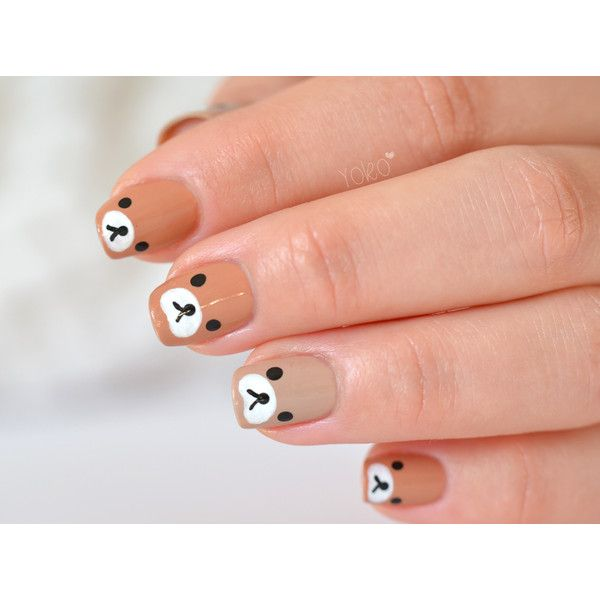 Nail art ❤ liked on Polyvore featuring beauty products, nail care, nail treatments and nails