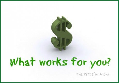 Money: What works for you? Read Ivy's Story--The Peaceful MomContent Management, Saving Money, Money Management, Story'S Th Peace, Ivy Story'S Th, Peace Mom, Money Saving, Reading Ivy, Diy Money