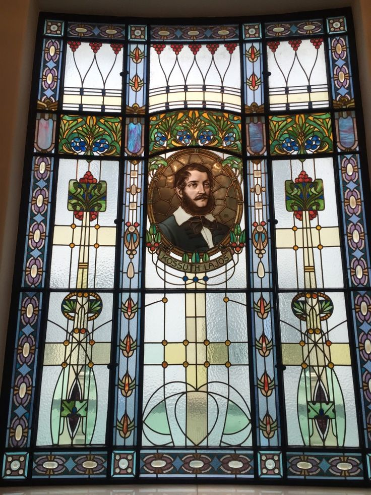 2016-03-28  We have even seen one of the most famous stained glass windows of Hungary with Lajos Kossuth - 1 of our most famous historical characters - on it, made by Miksa Roth, a world famous glass maker from the 19th century.