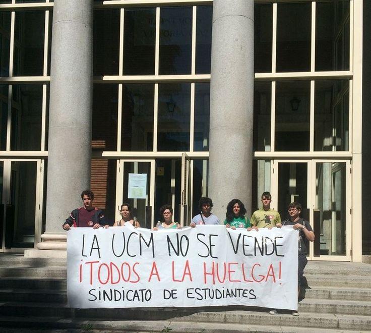 Sindicato de Estudiantes plantea una huelga general el 18, 19 y 20 de octubre - http://www.vistoenlosperiodicos.com/sindicato-de-estudiantes-plantea-una-huelga-general-el-18-19-y-20-de-octubre/