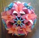 Оригами. Кусудамы. Поделки Мастера. : фотографии Хобби