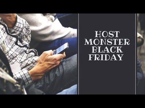 Hostmonster black friday will save your dollars huge.If you are a online business person,you are so excited to watch this Hostmonster Black Friday and Cyber Monday 2016 sale. All are waiting for this day right?. Because this day only you can get more offers and discounts for web hosting softwares.