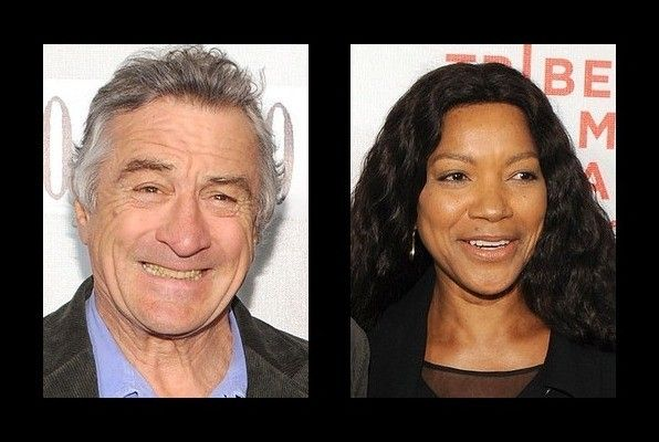 Robert De Niro is married to Grace Hightower - Robert De Niro Wife - Zimbio