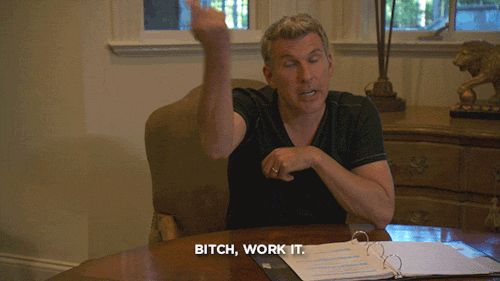 He believes in self confidence. | 14 Reasons Why Todd Chrisley Is The Best Dad On TV