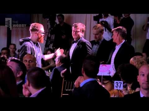 Obama for America's Tech Team Wins Webby Breakout of the Year Award. Chief Technology Officer Harper Reed, Chief Innovation and Integration Officer Michael Slaby and Digital Director Teddy Goff accepted the award on behalf of their teams at the awards Tuesday in New York City/
