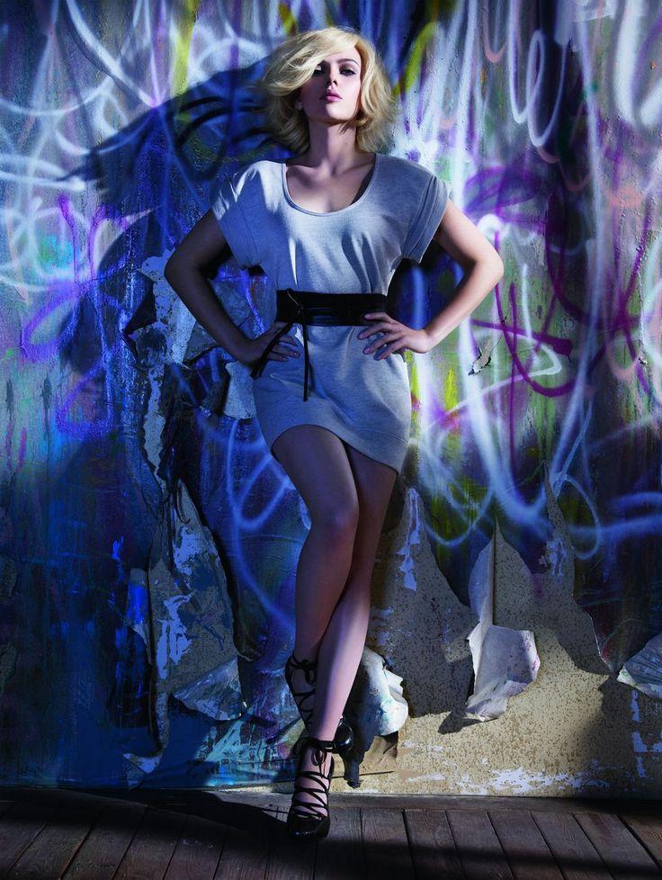 Scarlett Johansson Mango Summer Wallpapers HD Wallpapers