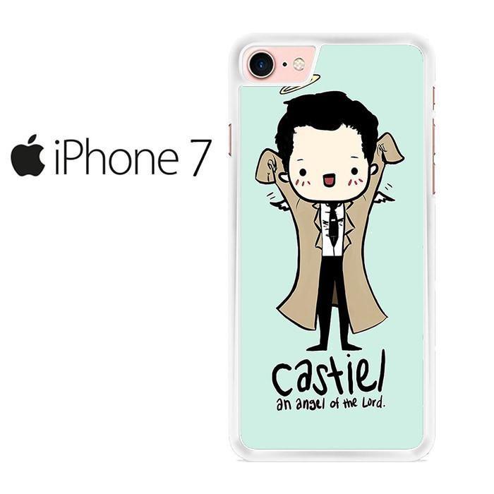 Castiel Angel Supernatural Iphone 7 Case