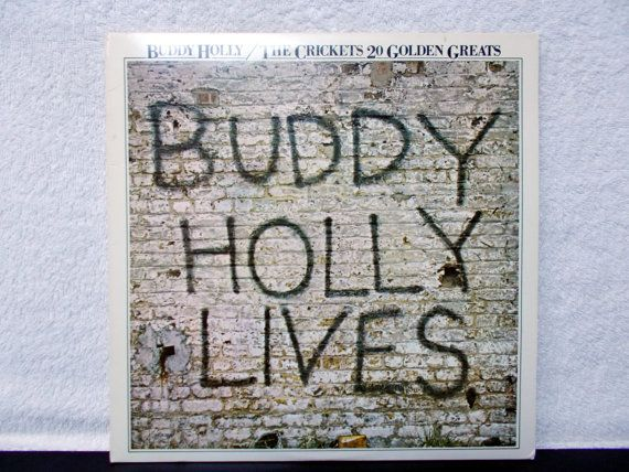 20 Golden Greats (Buddy Holly & The Crickets album)