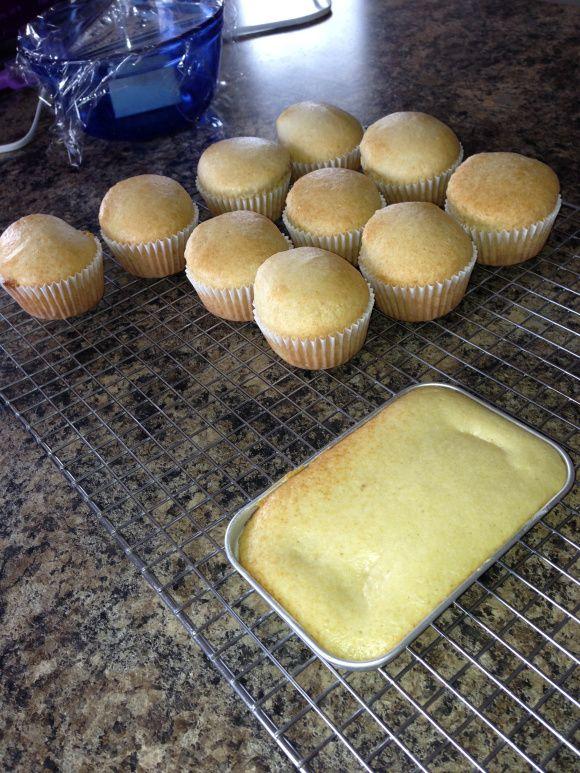 Using Almond Milk In Cakes Instead Of Cows Milk