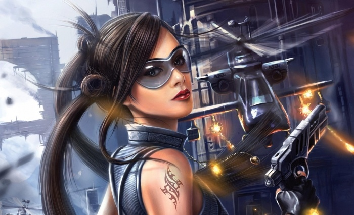 : Scifi Art, Sci Fi Girls, Fantasy Pics, Digital Art, Futuristic Fantasy, Character Artworks, Scifi Character, Animal Girls, Science Fiction Art
