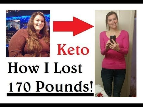 Keto before and after video. Keto how-to. Wow! She lost so ...
