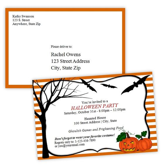 9 best Party Invitations images on Pinterest Card templates - microsoft templates invitations