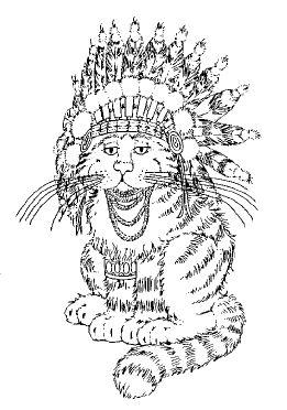 Отрисовки кошки. Обсуждение на LiveInternet - Российский Сервис Онлайн-Дневников