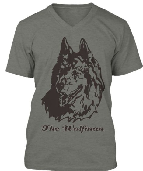 LIMITED EDITION-The Wolfman   Teespring