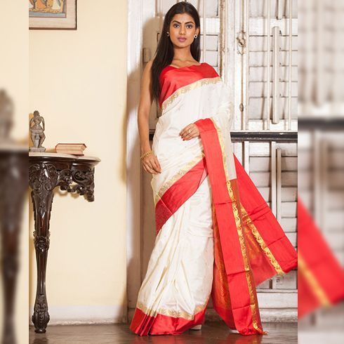 Different Types Of Bengali Sarees For A Perfect Bong Appeal | Fashion Tips - Indiarush