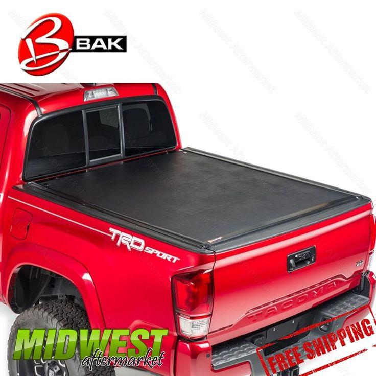 162329 Bakflip VP Hard Folding Tonneau Cover Fits 2015 17 Ford F 150 5 039 6 034 Bed | eBay