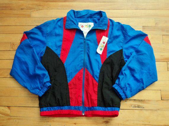 Vintage Pacific Coast Highway Small Deadstock Jacket, $23.99